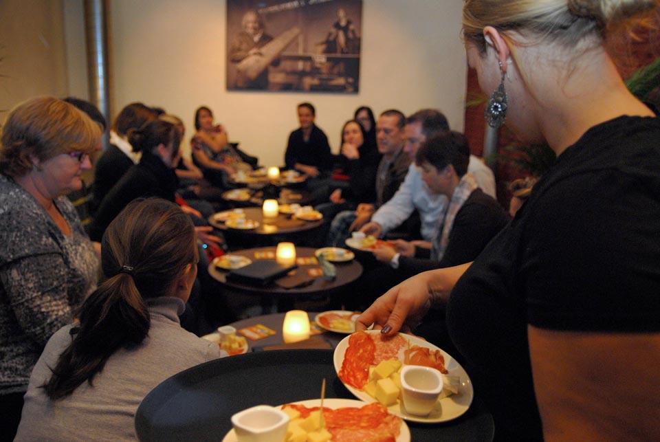 Tastes of Ghent- met diner