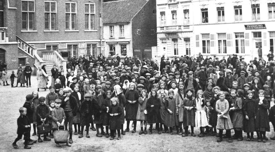 Het dagelijkse leven tijdens de Eerste Wereldoorlog – lezing