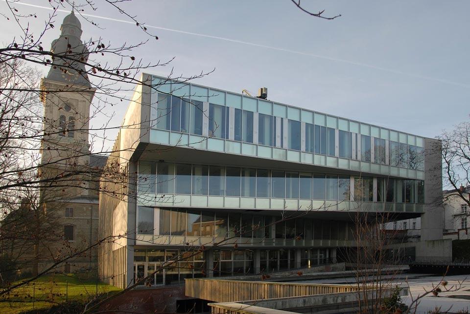 Hedendaagse architectuur in Gent