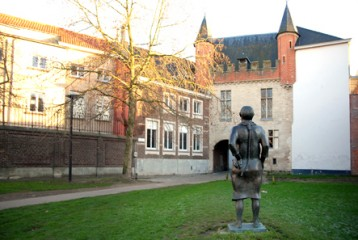 Blauw bloed en Witte Billenbijters – zoektocht in het Prinsenhof