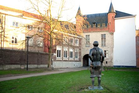 Prinsenhof en Patershol