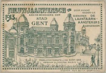 100 jaar Wereldtentoonstelling – Gent 1913