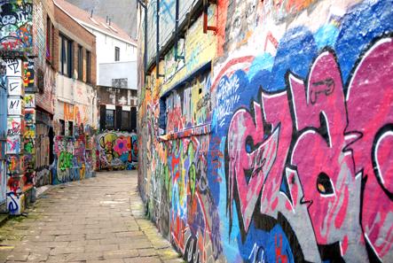 Graffiti, smet of kunst?