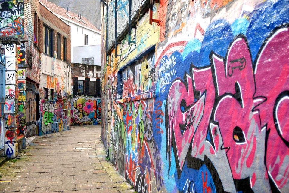 Graffiti: smet of kunst?
