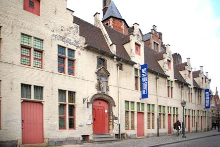 Godshuizen, gasthuizen en hospices