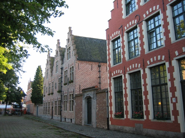 Het Elisabethbegijnhof