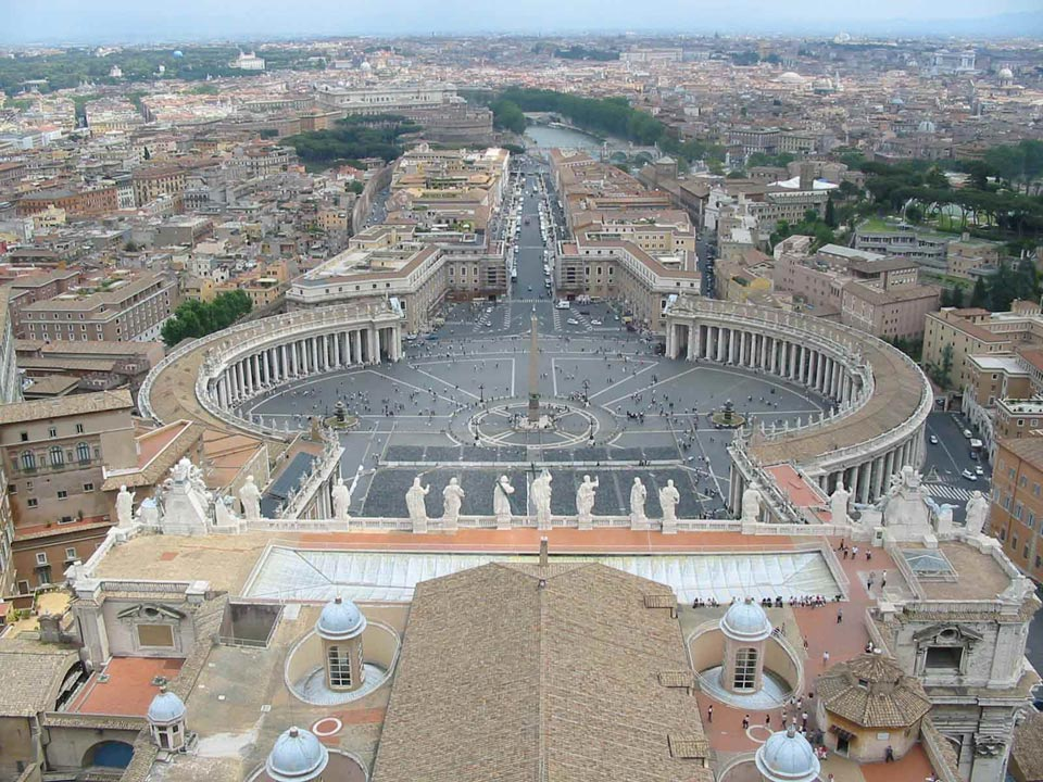 Het Pausdom – de Kerk in haar blootje