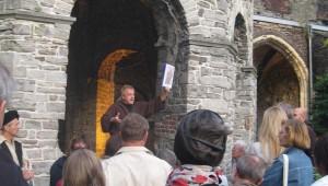Een abt vertelt: de kleine kantjes van de grote Sint-Baafsabdij