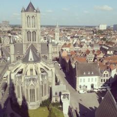 Fotozoektocht in de Kuip van Gent