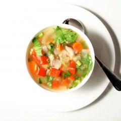 Culinaire wandeling met soep