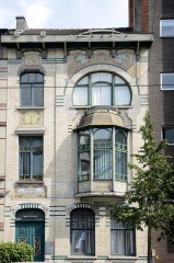 Art Nouveau en Eclecticisme