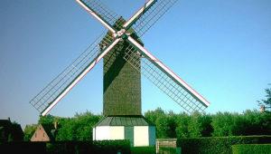 Sint-Martens Latem en een exclusief bezoek aan de molen