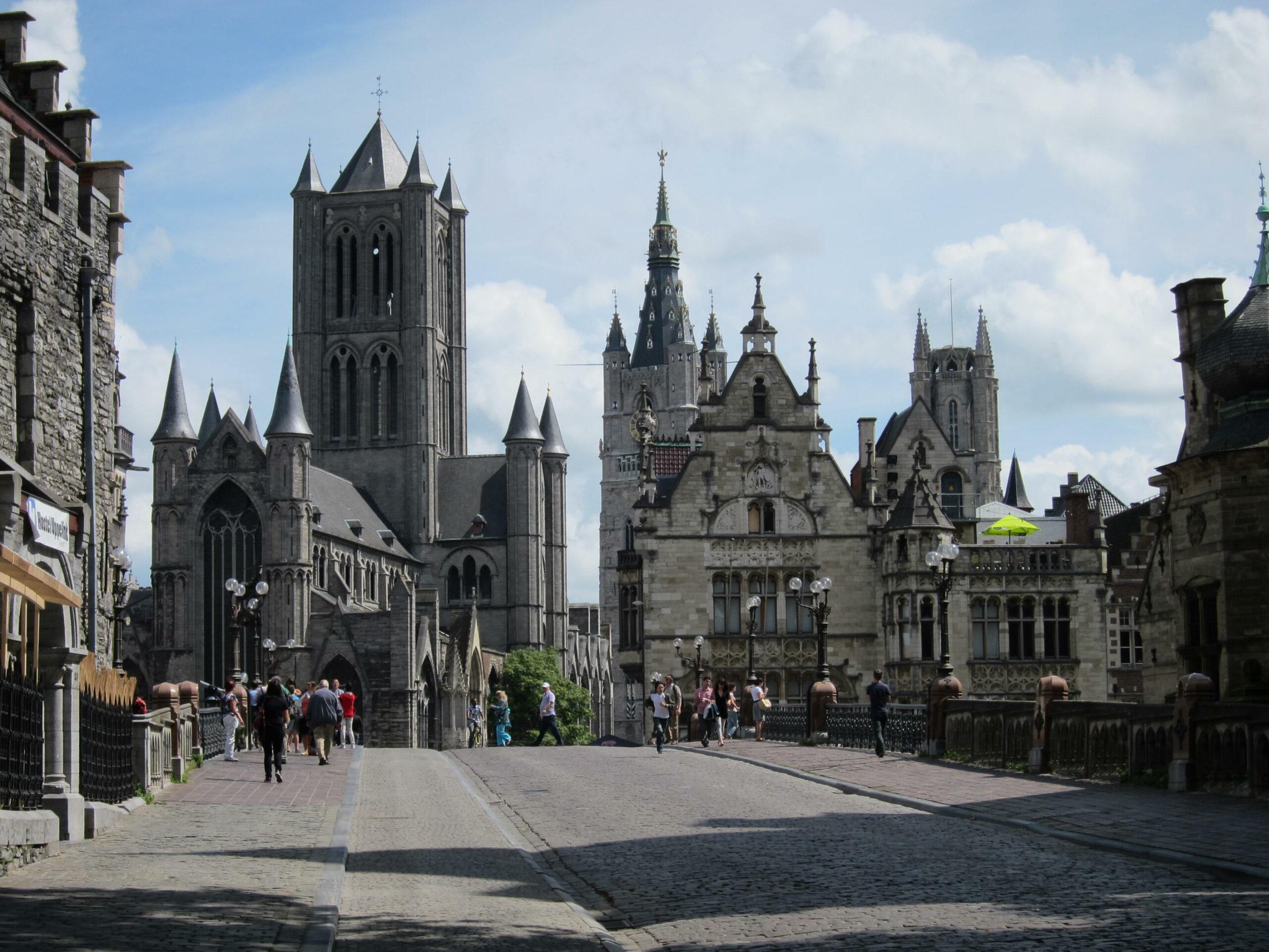 1000 jaar Gent in 100 minuten