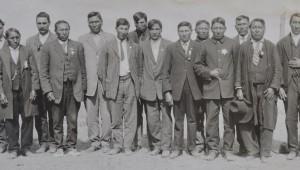 'The Call of the Rockies – Pieter Jan De Smet en de indiaanse tragedie' in het Caermersklooster