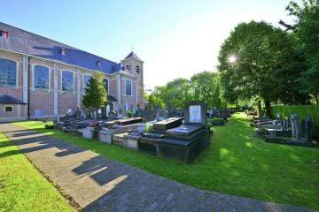 Begraafplaats Wondelgem