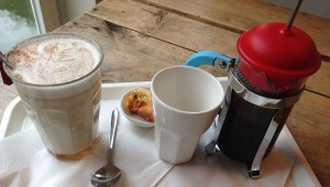 Straffe koffie – Een culinaire wandeling