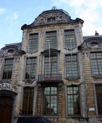 Bezoek aan Hotel Van Oombergen (KANTL) en omgeving (05/04)