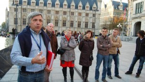 Volg de gids: Alain Goublomme