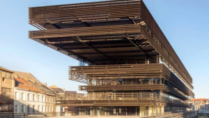 De Krook – Architectuur naar Gentse maat