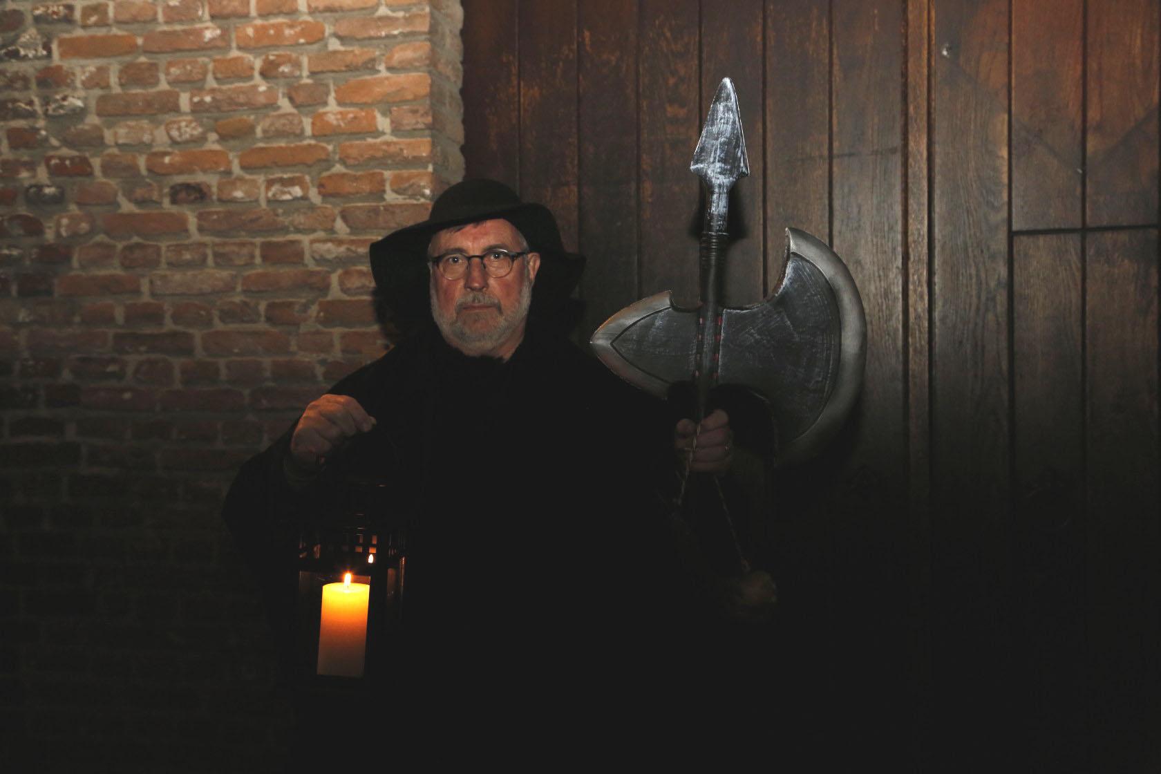 De nachtwacht van Gent – Een avondrondgang in 1457