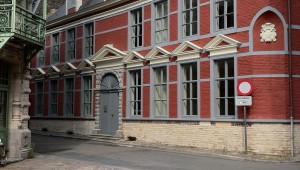 Het Sint-Baafshuis – 'Op een muilezel gezeten kwam ik in 1568 via de Zandberg de stad binnen'