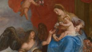 Onlosmakelijk verbonden –  Gaspar de Crayer in Gent