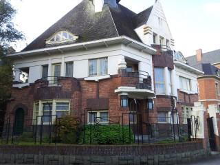 Art nouveau en art déco in de stationswijk – Hoe Gentse architecten hun woning ontwierpen
