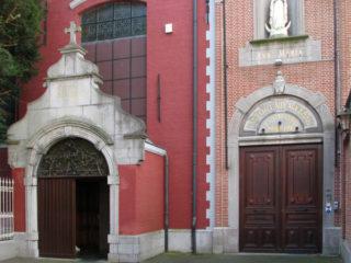 Wandeling in Eeklo met bezoek aan de neogotische Sint-Vincentiuskerk en kapel ten Doorn (23/02)