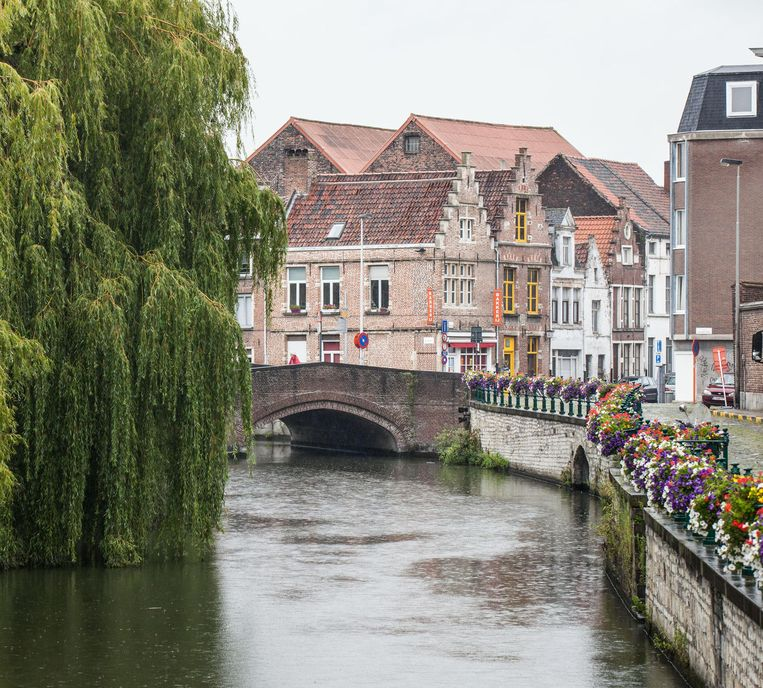 De Lieve, rivier van Europa