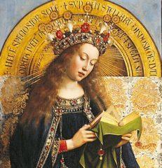 Jan Van Eyck en de vrouwen