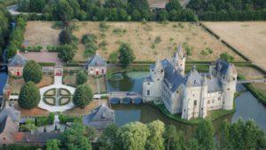 Het kasteel van Laarne