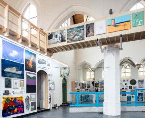 Rondleiding: Kunsthal Gent en de oude Karmelieten in combinatie met het kunstproject in de Drongenhofkapel – 14/08/2021 om 17u00 (Start: Lange Steenstraat 14)