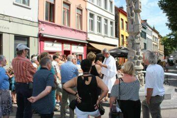 Gent Ludiek in het Gents – meet and greet met een echte Stroppendrager (10:00 op 21/07)