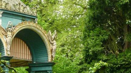 Waar groene oases in Gent kunst en architectuur ontmoeten