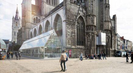 Rondleiding: NIEUW Architect, wat doet u nu? – 22/08/2021 om 10u00 (Start: Bisdomplein)